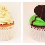4 Delicious Cupcakes