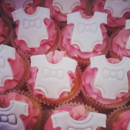 Baby Shower Cupcakes Gold Coast